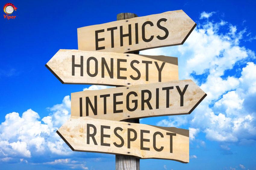 plagiarism ethics